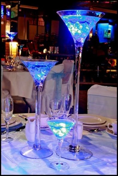 Achat Vase Decoration Mariage : Vase martini hauteur cm location dekoratys