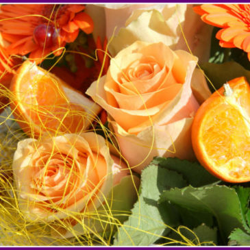 Bouquet fruité