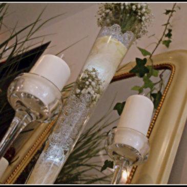 Mariage bleu et blanc au Manoir de Tréouret