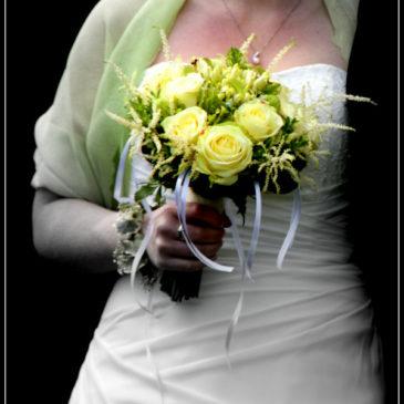 Mariage nature en forêt de Brocéliande